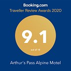 2020 Booking.com Award